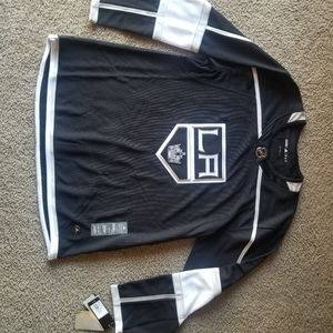 New Adidas LA Kings Official NHL Jersey Size 54